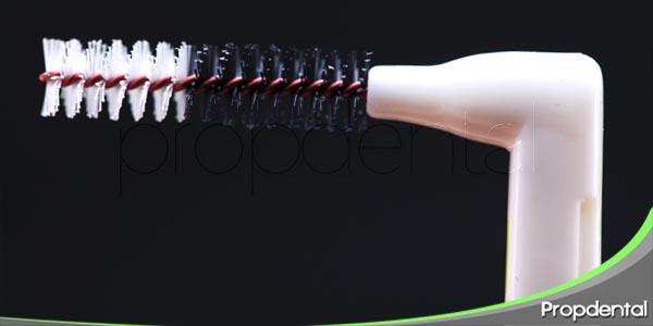 beneficios de los cepillos interproximales