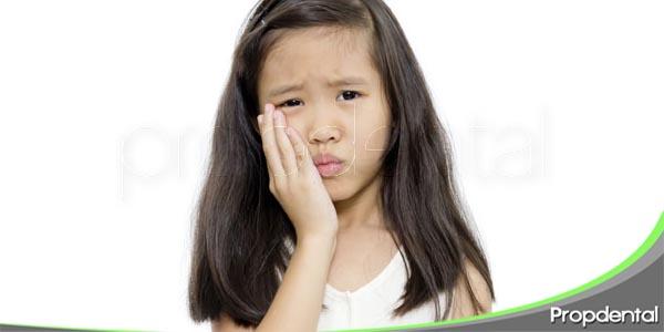 hipoplasia en la muela de los seis años