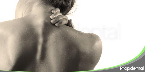 las malposiciones dentarias como causa de dolores de espalda