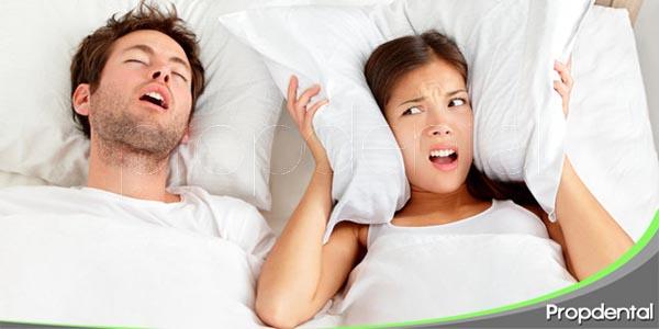 tratamiento de la apnea del sueño en el dentista