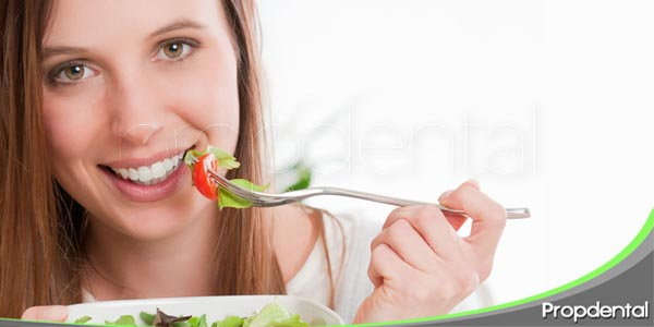 consejos dietéticos prácticos para la prevención de caries dental