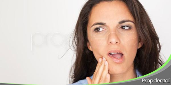 principales causas del dolor dental