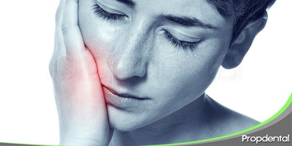 urgencia en la clínica dental