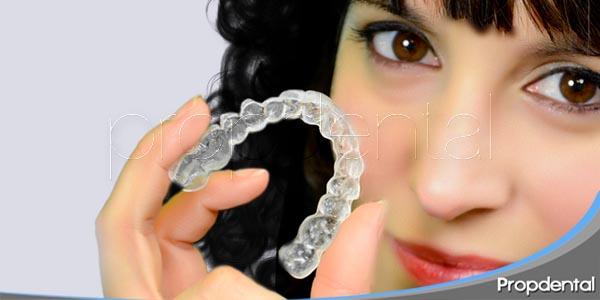 ortodoncia invisible para sonrisa muy visible