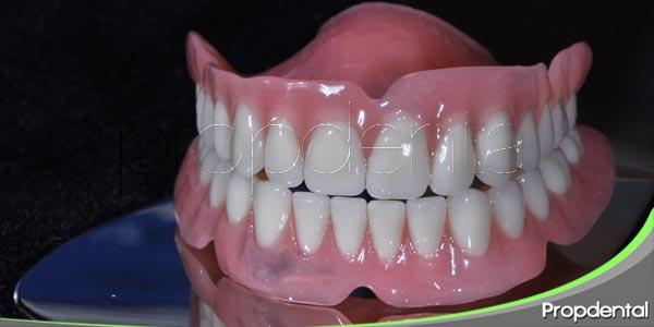 todo lo que tienes que saber sobre las dentaduras