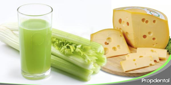 alimentos que nos serán de utilidad para prevenir la caries