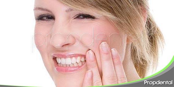 consejos sencillos para reducir la sensibilidad dental