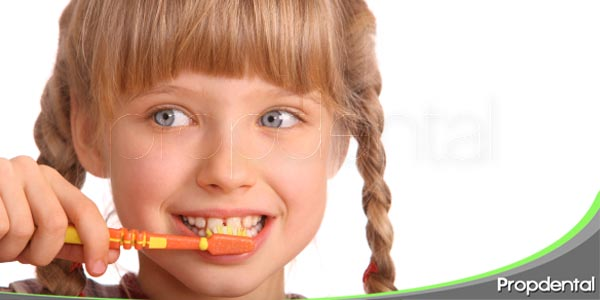 importancia de mantener sanos los dientes de leche