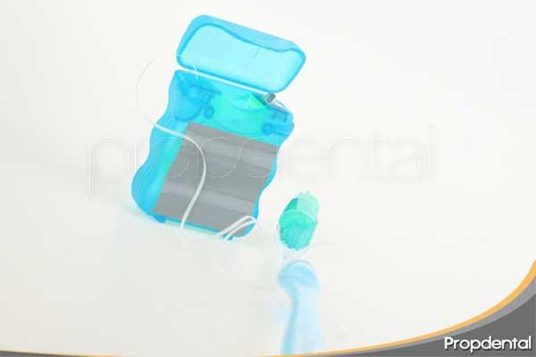 utilidad hilo dental