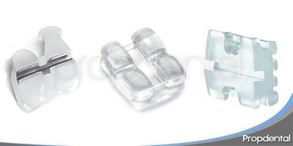 características de los brackets de zafiro