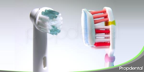 diferencias entre cepillo electrico y manual