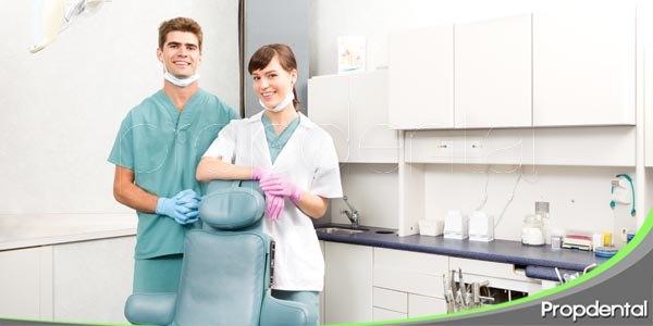 el trabajo de nuestros higienistas dentales