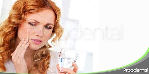 problemas y dolores dentales