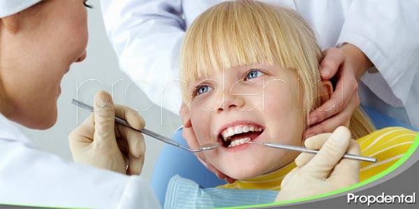 salud dental de los más pequeños: empezar lo antes posible