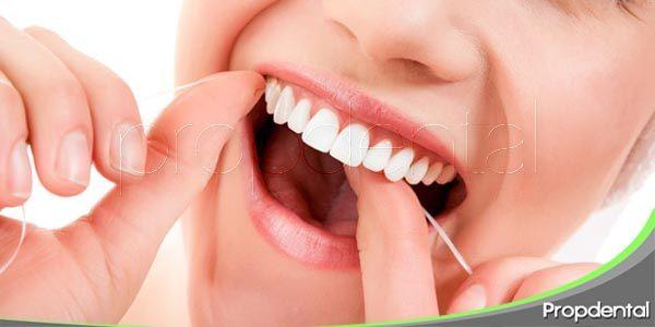 usar hilo dental ¡únete a la tendencia!