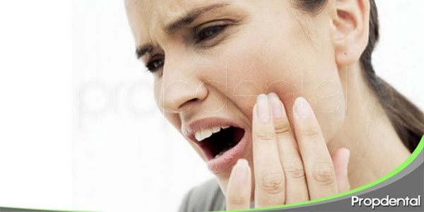 como actuar ante el dolor dental