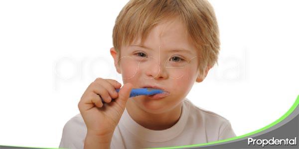 el cuidado dental para personas con necesidades especiales
