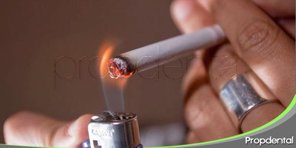 el tabaco es un gran enemigo de la salud oral