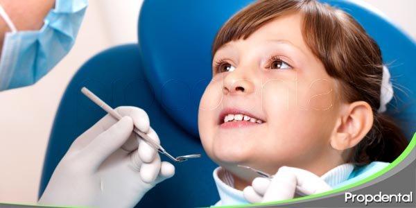 importancia de empastar los dientes de leche