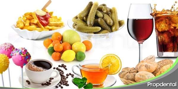 los 10 alimentos más perjudiciales para la salud oral