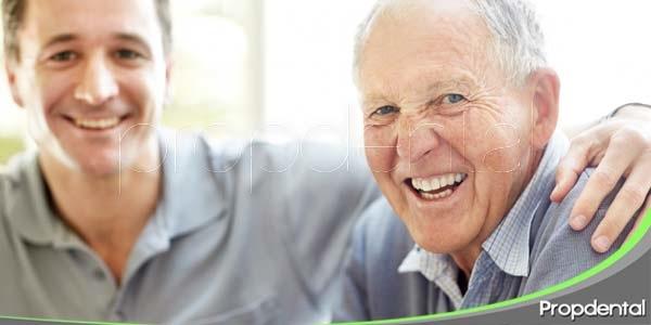 mantener unos dientes sanos durante toda la vida