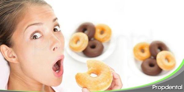 particularidades de la dieta cariogénica