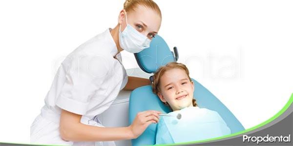 ¿qué esperar de los niños en la clínica dental?