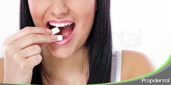 ventajas e inconvenientes de mascar chicle