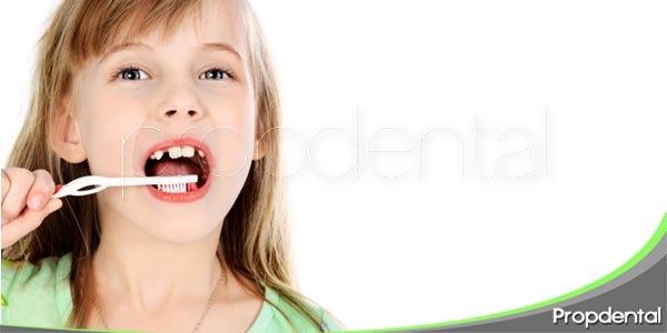 cuidado dental para tus pequeños