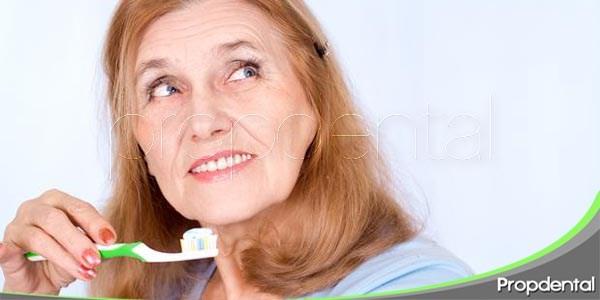 cuidado oral en las residencias para la tercera edad