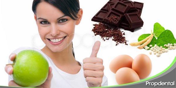 dieta para prevenir la caries
