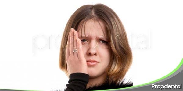 disfunción temporomandibular y dolor facial