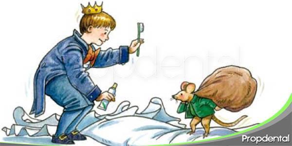 el ratoncito pérez puede mejorar la salud de tus hijos