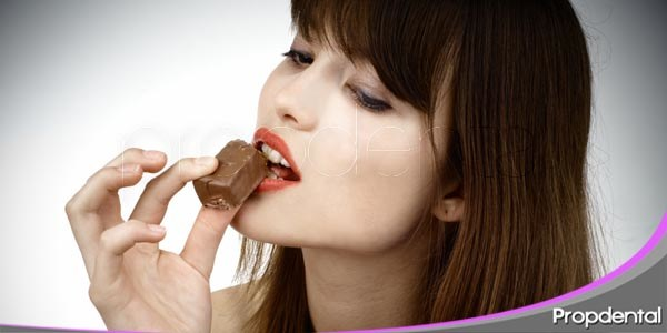 ¿es bueno para tu sonrisa el chocolate?