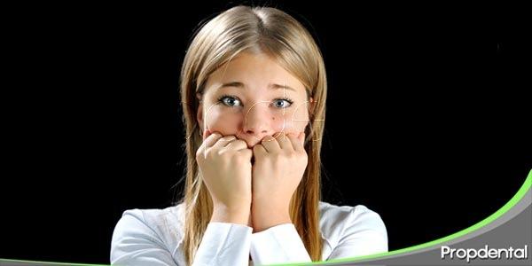 los motivos de la fobia dental