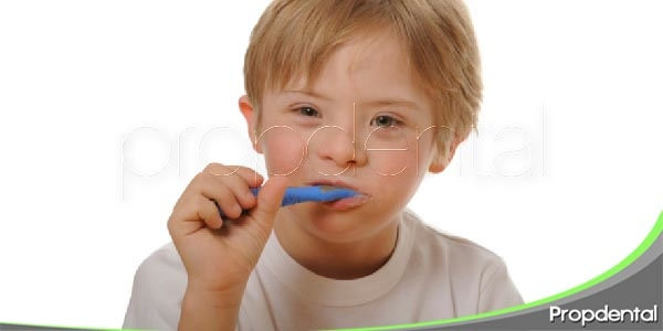 odontopediatría y pacientes con necesidades especiales