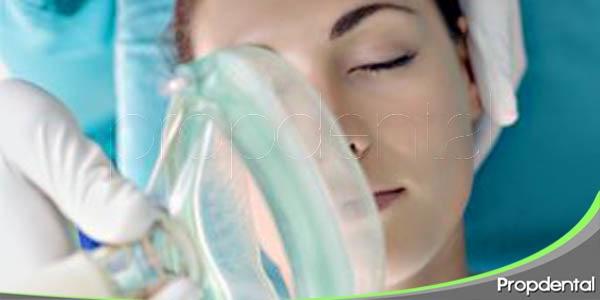 precauciones a tener en cuenta de la sedación consciente