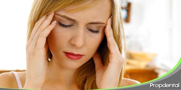 ¿qué tienen que ver los dientes con el dolor de cabeza?