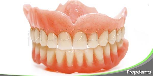 todo sobre las dentaduras postizas