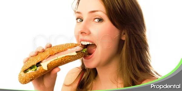alimentos para tus dientes: mejores y peores