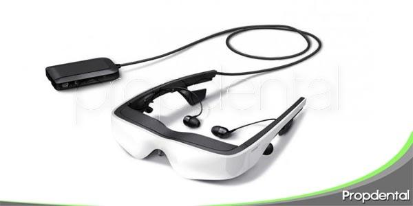 gafas virtuales para combatir la fobia dental