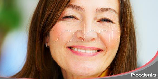 la preocupación por la estética dental aumenta con la edad