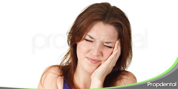 la sensibilidad dental no me deja comer tranquilo
