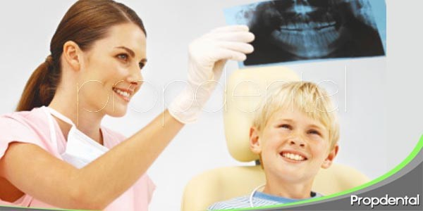 rayos x y su uso en niños