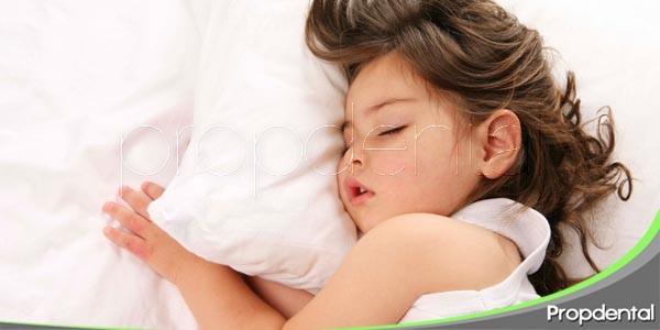 apnea de sueño en niños
