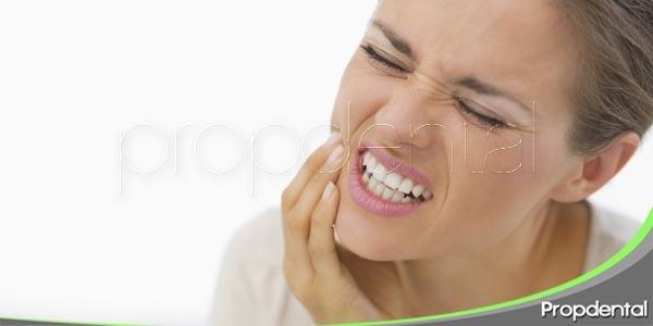 como quitar la sensibilidad dental
