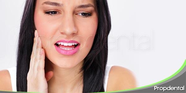 en que consisten las urgencias dentales