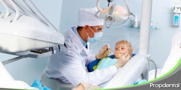 la odontología pediátrica