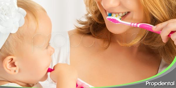 cuidado dental infantil y adulto