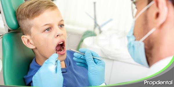 cuidados dentales para preadolescentes